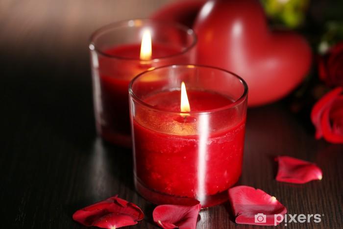 Candele Camera Da Letto : Camera da letto romantica con candele. camera da letto romanticab