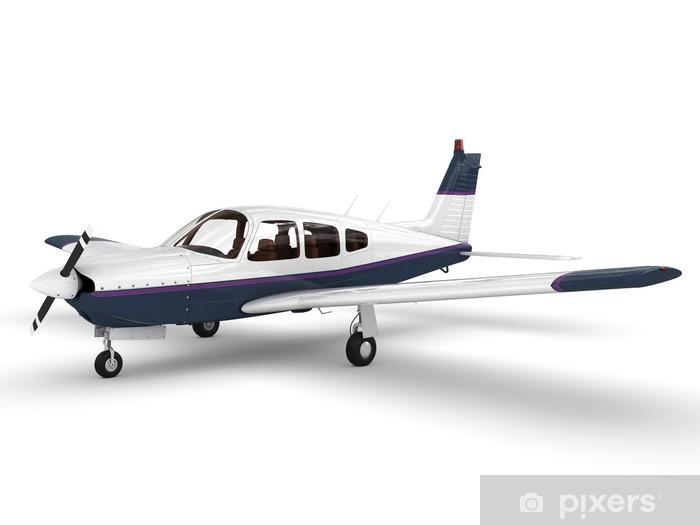 Fotomural Pequeño avión de pasajero moderna • Pixers® - Vivimos para ...