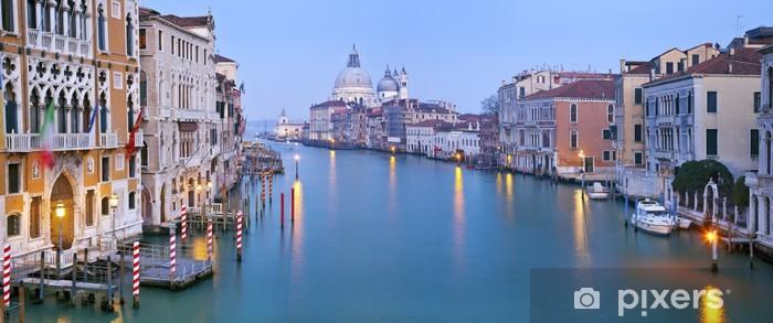 Fototapet av Vinyl Venedig - Teman