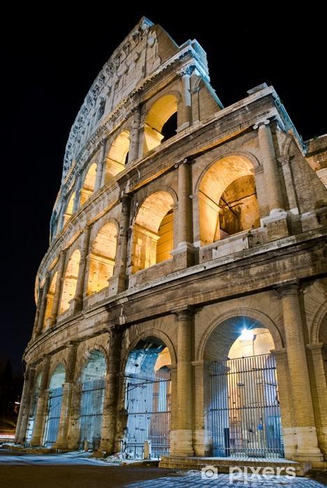 Vinylová fototapeta Colosseum, Rome - Vinylová fototapeta