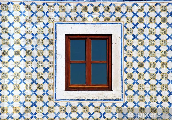 Vinylová fototapeta Janela de Lisboa, Portugal - Vinylová fototapeta