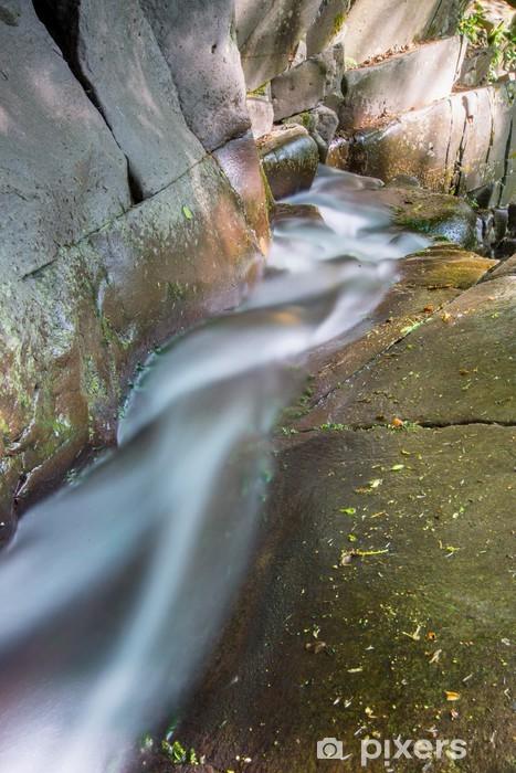Vinylová fototapeta Runing vody - Vinylová fototapeta