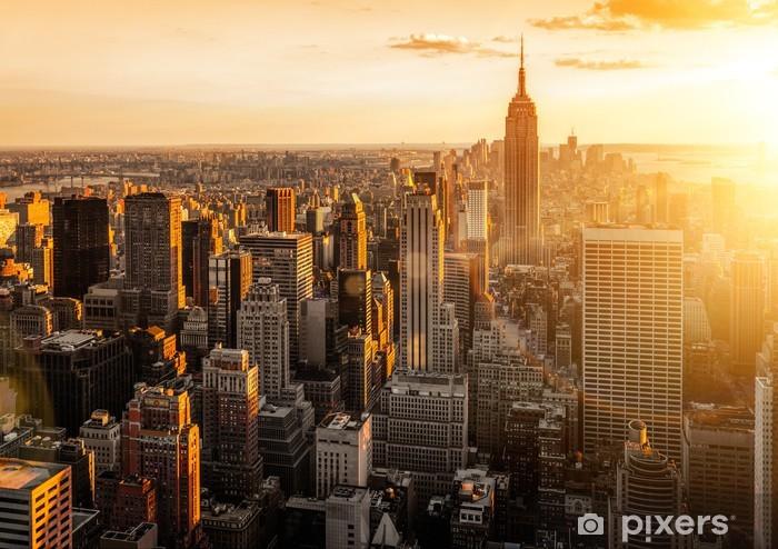 Nálepka Pixerstick New york -