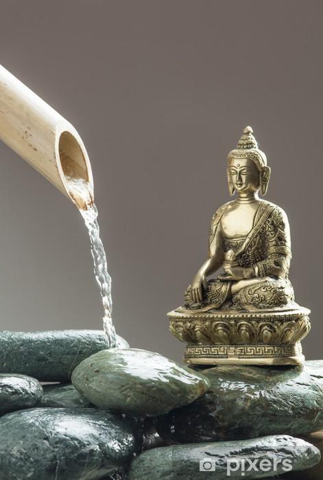 Papier Peint Eau Zen Avec Bouddha En Meditation Pixers Nous