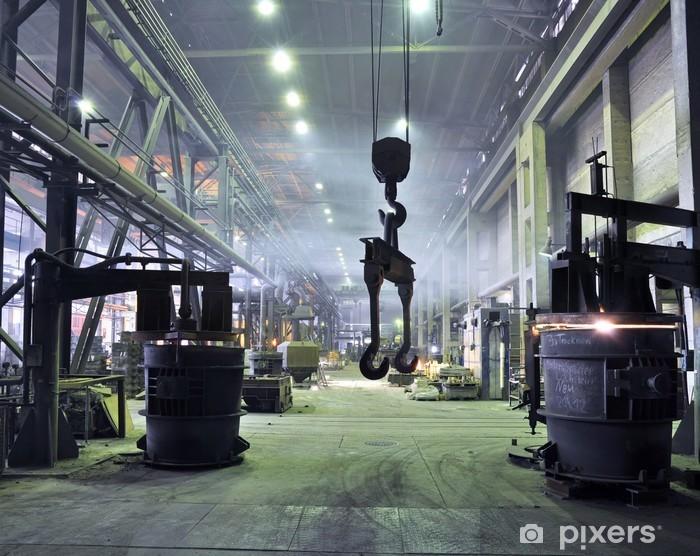 Papier Peint L Industrie De L Usine Schwerindustrie Fabrik Acier