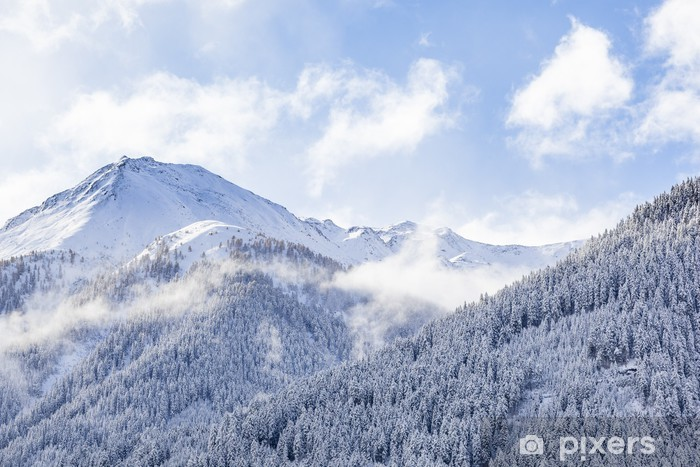 Paysage Montagne Enneige Calamuchitatravel
