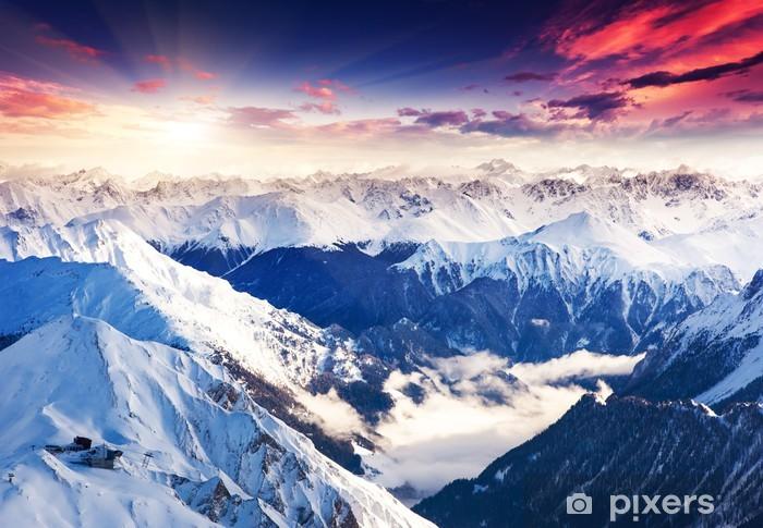 Papier Peint Paysage Montagne Pixers Nous Vivons Pour Changer