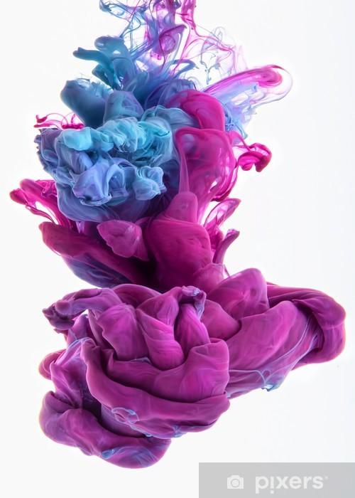 Samolepicí fototapeta Barva dop - Témata