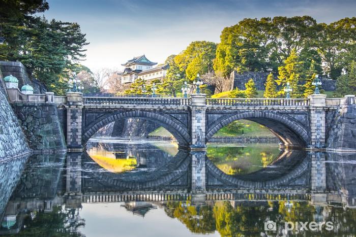 Sticker pour table et bureau imperial palace japon u2022 pixers® nous