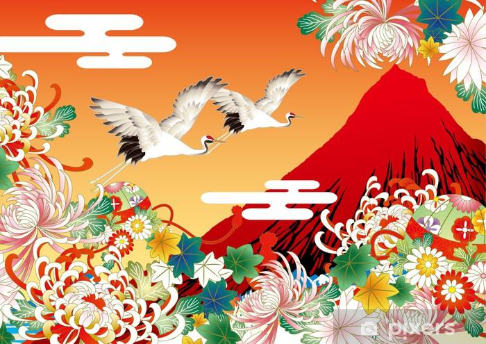 Sticker pour table et bureau japon u2022 pixers® nous vivons pour changer