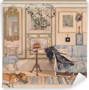 Abwaschbare Fototapete Carl Larsson - Gemütliche Ecke