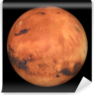 Abwaschbare Fototapete Der Mars