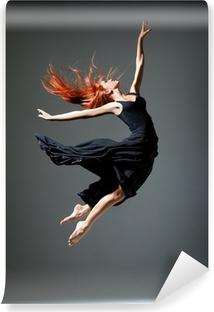 Abwaschbare Fototapete Die Tänzerin