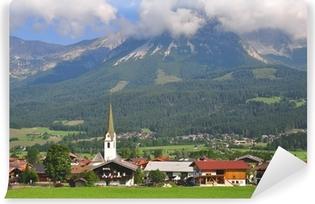 Abwaschbare Fototapete Ellmau am Wilden Kaiser in Tirol