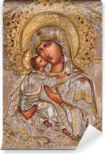 Abwaschbare Fototapete Jerusalem - Madonna in russisch-orthodoxen Kirche der Maria Magdalena