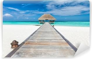 Abwaschbare Fototapete Malediven