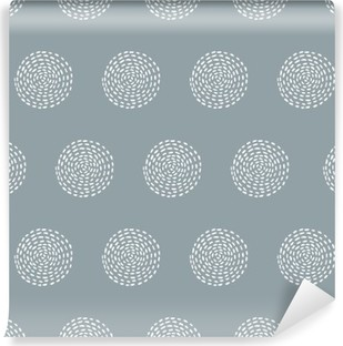 Abwaschbare Fototapete Nahtlose japanische Muster