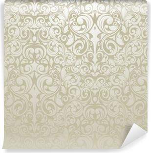 Abwaschbare Fototapete Silver wallpaper