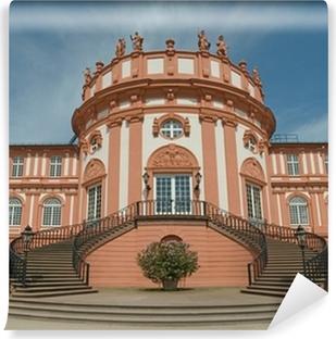 Abwaschbare Fototapete Wiesbaden Biebrich Schloss Empore