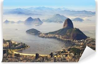 Abwaschbare Fototapete Zuckerhut, Rio de Janeiro, Brasilien