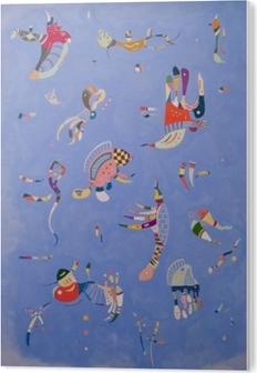 Wassily Kandinsky - Sky Blue Acrylic Print