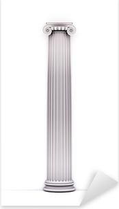 Adesivo Pixerstick Antica colonna di stile dorico
