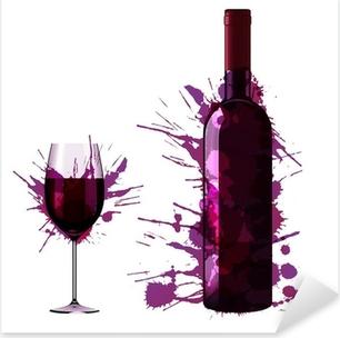 DISOK/ /Stuzzicadenti a Forma di Bottiglia di Vino