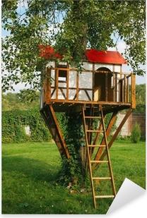 Adesivi balcone pixers viviamo per il cambiamento for Casa tradizionale tedesca