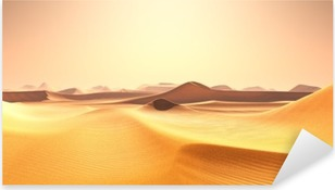 Adesivo Pixerstick Deserto