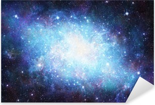 Adesivo Pixerstick Galassia