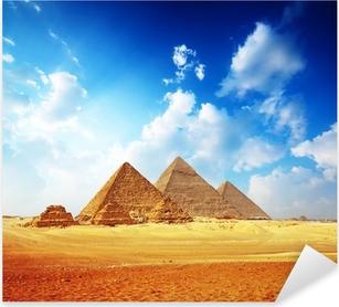 Adesivo Pixerstick Giza