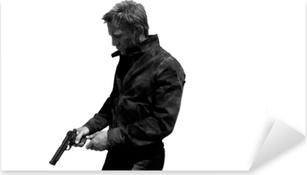 Adesivo Pixerstick James Bond
