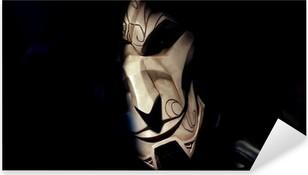 Adesivo Pixerstick Jhin - League of Legends