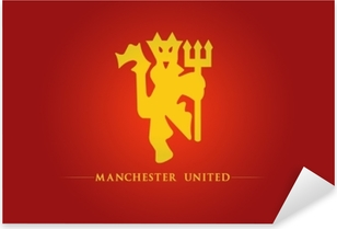 Adesivo Pixerstick Manchester United