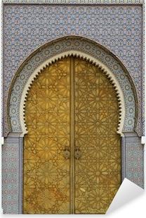 Adesivo Pixerstick Marocchino di ingresso (3)