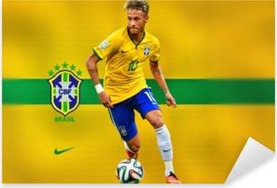 Adesivo Pixerstick Neymar