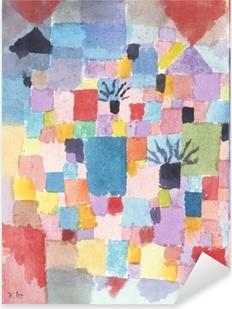 Adesivo Pixerstick Paul Klee - Suothern (Tunisia) Giardini