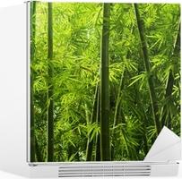 Adesivo per Frigorifero Bamb foresta