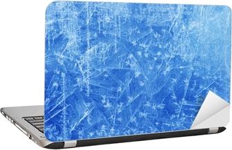 Quadro su tela astratto natale ice texture winter background