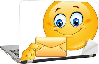 Carta da Parati Emoticon con busta • Pixers® - Viviamo per il cambiamento