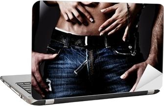 Quadro su tela in jeans u2022 pixers® viviamo per il cambiamento
