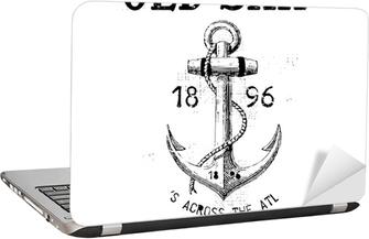 Adesivo per Laptop Old ship
