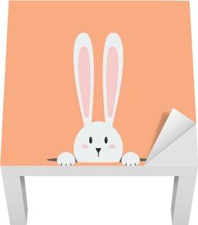 Poster Pasqua rosa coniglietto top di puntamento • Pixers® - Viviamo per il  cambiamento 0ad75c291490