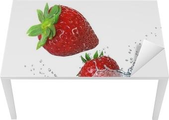 Adesivo per Tavolo & Scrivania Frutta 314