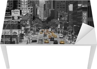 Adesivo per Tavolo & Scrivania Taxi drive