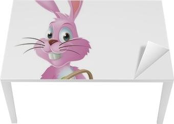 Poster Coniglio cartone animato in posa • Pixers® - Viviamo per il  cambiamento 1b8c85a93b53
