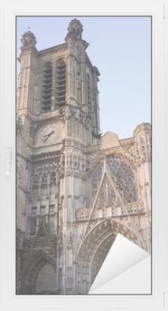 Carta Da Parati Facciata Gotica Di Saint Pierre Et Saint Paul