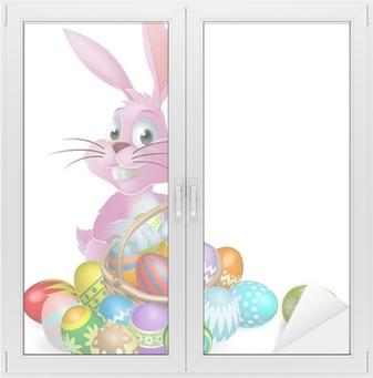 Quadro su Tela Cartone animato coniglio carino • Pixers® - Viviamo per il  cambiamento 102e1c26ddc6