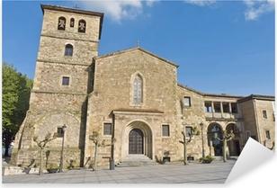 Adesivo Pixerstick San Nicolas de Bari a Aviles, Spagna