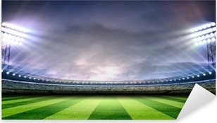 Adesivo Pixerstick Stadio